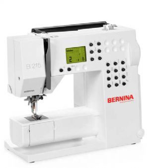 Bernina 215 Sewing Machine at Bambers in Manchester