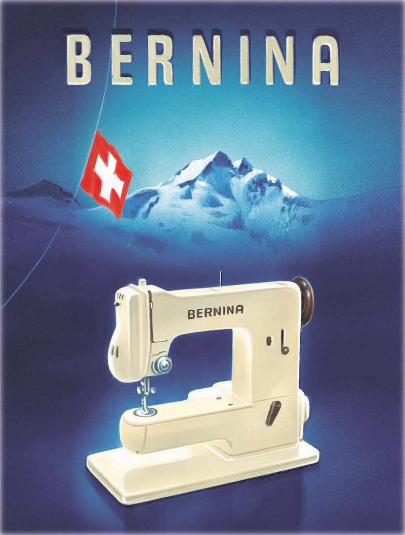 Bernina Sewing Machines