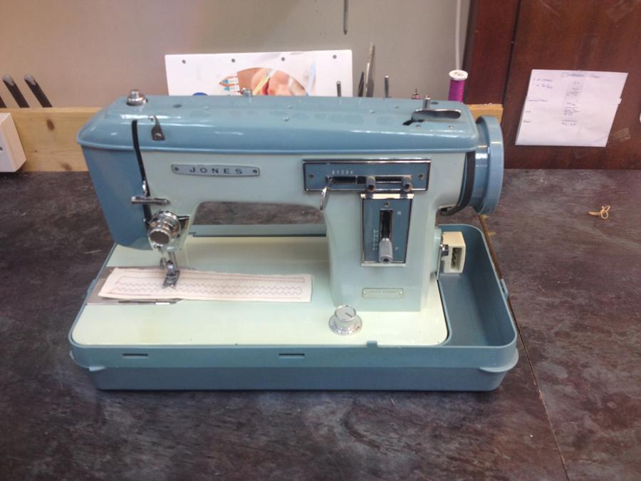 Jones Sewing Machine Service Bamber Sewing Machines Blog Cool Jones Sewing Machine
