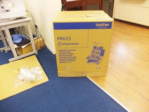 Brother PR655 Bambers Manchester