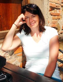 Lorna Knight at Bamber Sewing Machines