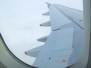 Flight to Bernina in Switzerland