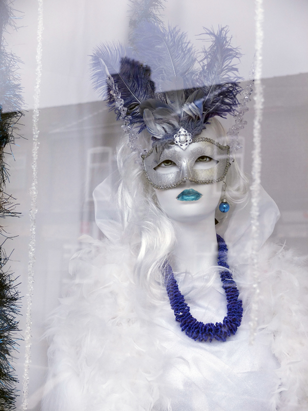 The Ice Queen Cometh